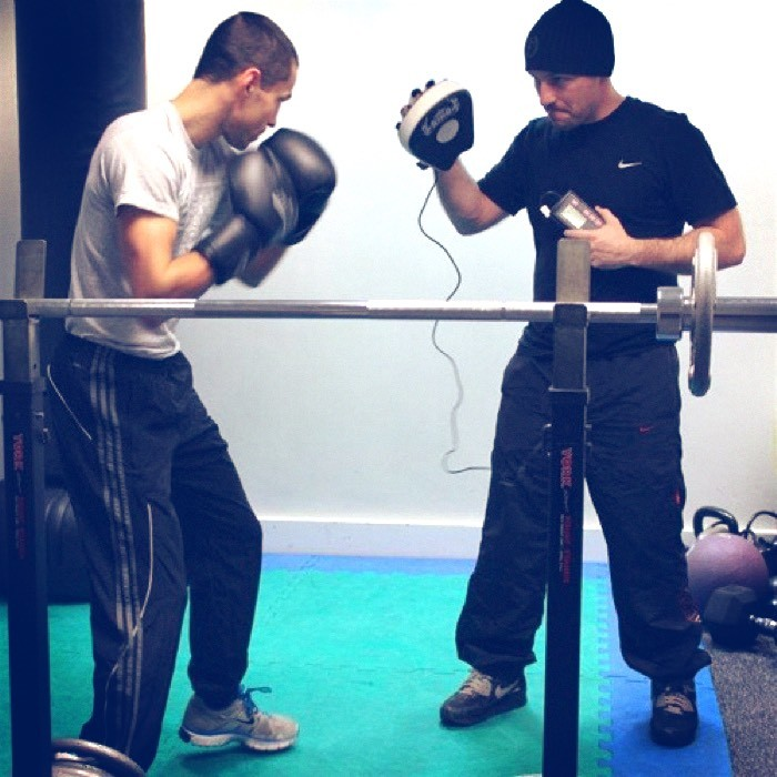 Exercises For Boxing