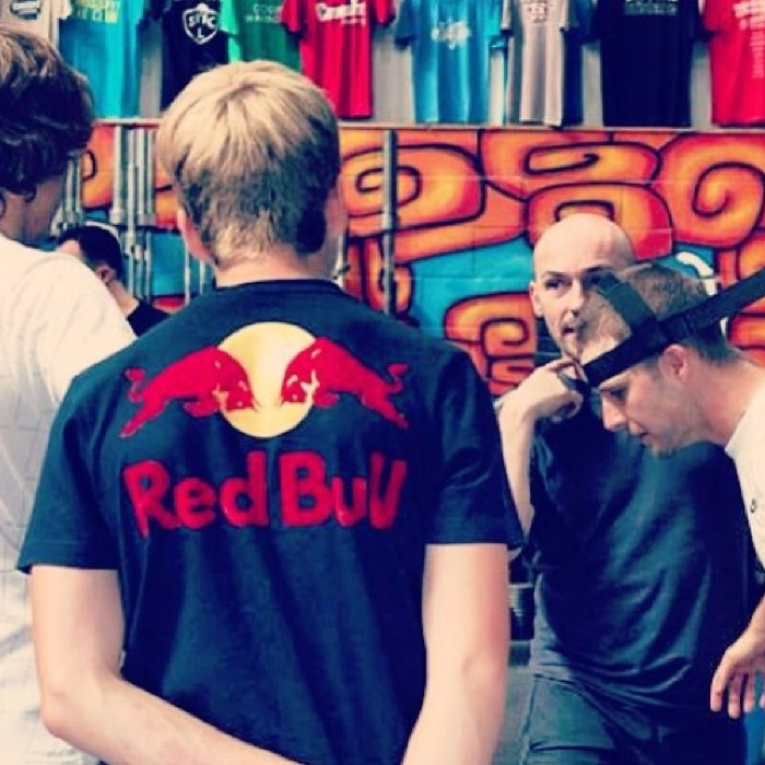 Self Development With Red Bull