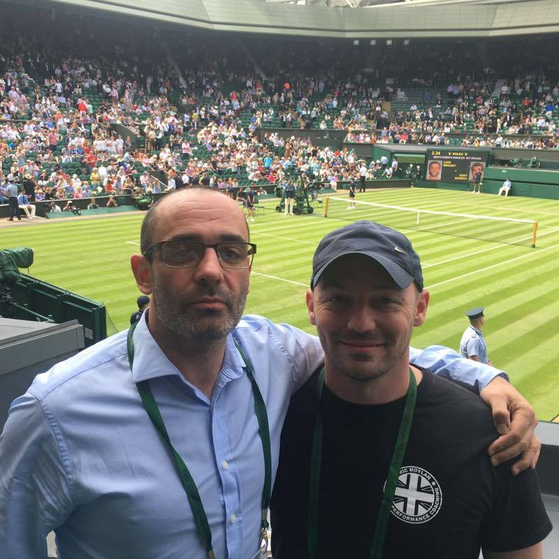Wimbledon 2016 – Lessons From The Players Seats