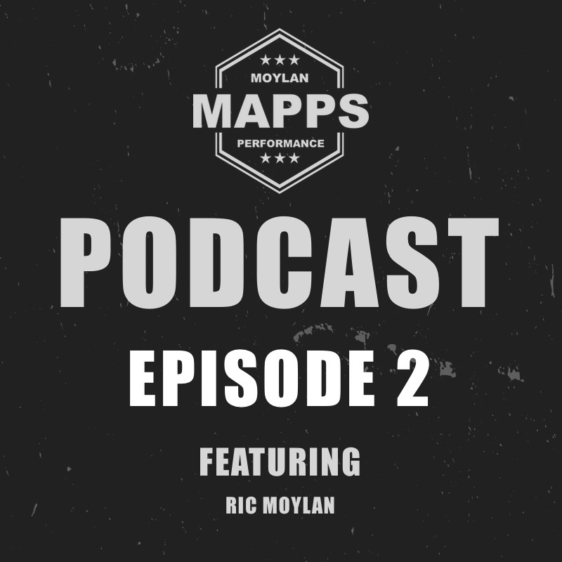 Ric Moylan Podcast Episode 2