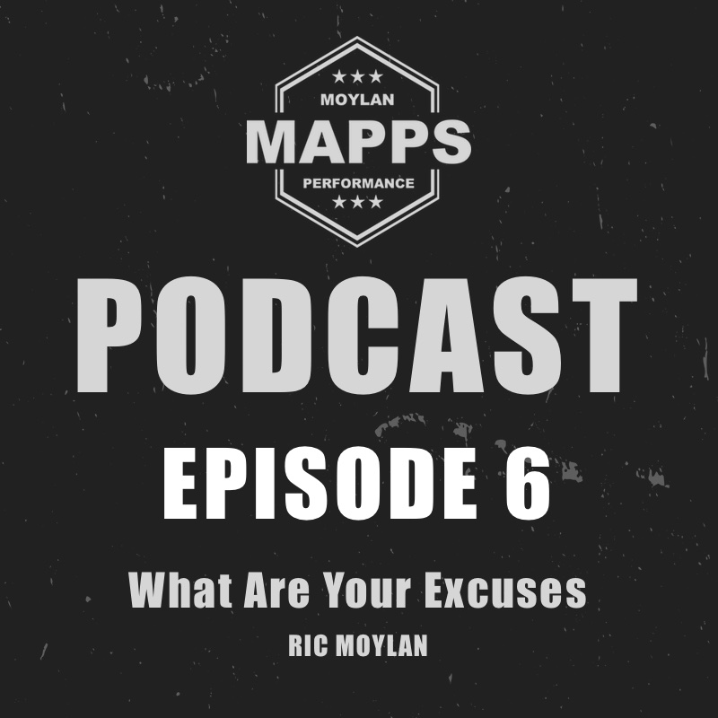 Episode 6: What Are Your Excuses?