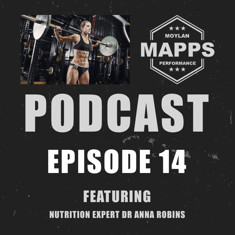 Anna Robins Ric Moylan Podcast